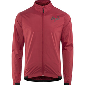 Fox Attack Wind Jacket Herre cardinal
